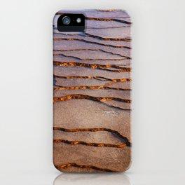 travertine iPhone Case