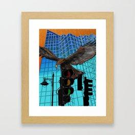 Ecotone 2 Framed Art Print
