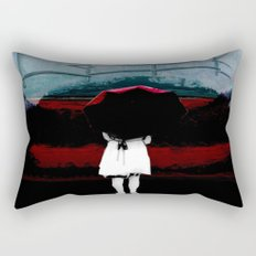 Heaven Is Perfect For Hell Rectangular Pillow