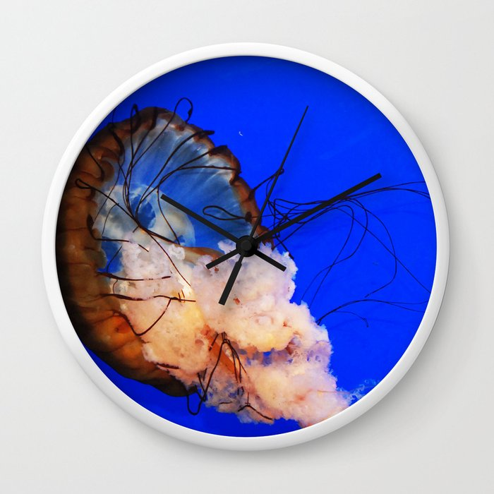 Underwater Life Wall Clock