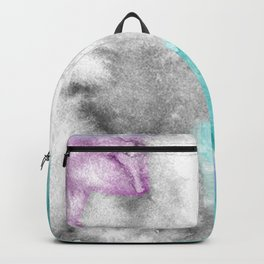 Good Vibes Only Tie Dye Backpack Backpack