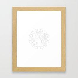 BTS - army Framed Art Print