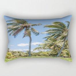 Dauin Arecaceae Rectangular Pillow