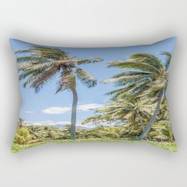 Dauin Arecaceae Rectangular Pillow