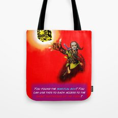 You found the Magical Box! Tote Bag
