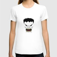 monster inc T-shirts featuring Monster Green by Inara