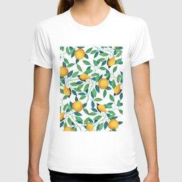 Lemon pattern II T-shirt