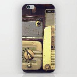 Radio Deluxe iPhone Skin