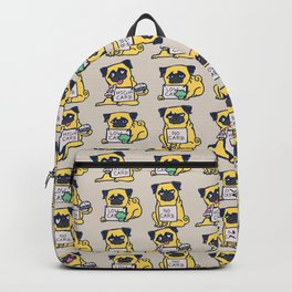 High Carb Low Carb No Carb Backpack