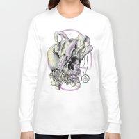 faith Long Sleeve T-shirts featuring FAITH by mutanpride