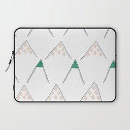 Jewel Mountains Laptop Sleeve
