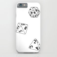 Dungeons and Dragons Dice iPhone 6s Slim Case