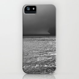 To the bright future iPhone Case