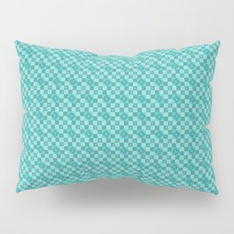 Geometric raptors Pillow Sham