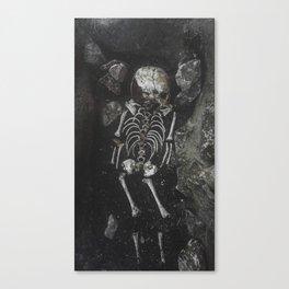 Tod Canvas Print