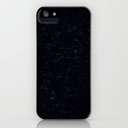 Shining Darkness iPhone Case