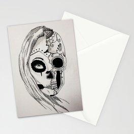Dia de las muertos Stationery Cards