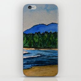 Mackenzie Beach iPhone Skin