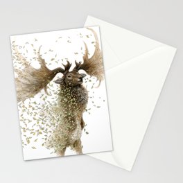 A Time Long Past Stationery Cards