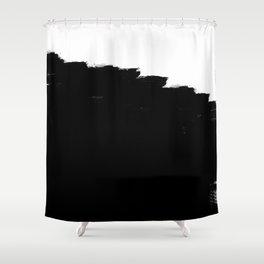 Brush 04 Shower Curtain
