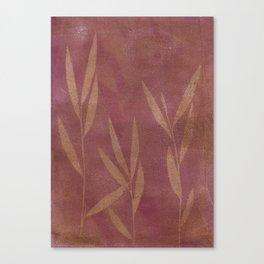 Cyanotype No. 14 Canvas Print