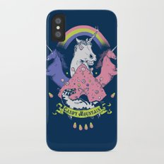 Candy Mountain iPhone X Slim Case