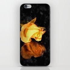 Reflecting On You iPhone & iPod Skin