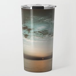 Sunset in camera obscura Travel Mug
