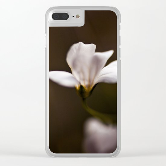 Spring Clear iPhone Case