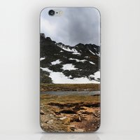 chris evans iPhone & iPod Skins featuring Mt. Evans, Colorado by Chris Root