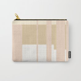 Mesa in Tan Carry-All Pouch