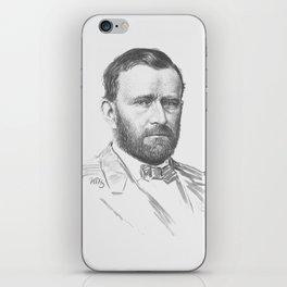 General Ulysses S. Grant iPhone Skin