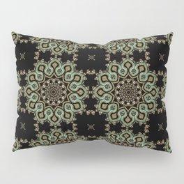Art Deco No. 8 . The round ornament . Pillow Sham