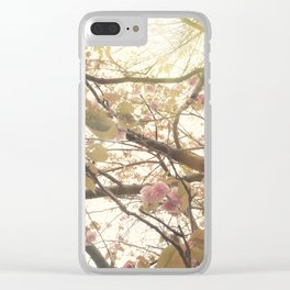Grannys house Clear iPhone Case