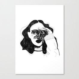 The Vigilante Canvas Print