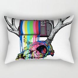 COLORS TV Rectangular Pillow