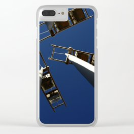 A Different Perspective Clear iPhone Case