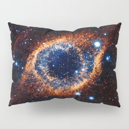 Helix Nebula (Infrared) Pillow Sham