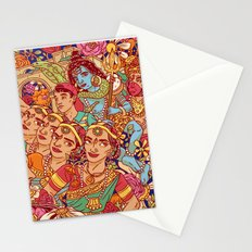 Inspired by India Stationery Cards
