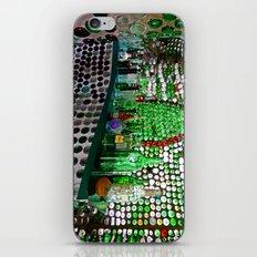 Bottle House Bar iPhone & iPod Skin
