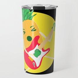 Punk Ananas Travel Mug