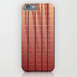 Lines S17 iPhone Case
