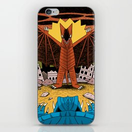 Kaiju Battle! iPhone Skin