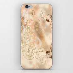 WINDS OF CHANGE. iPhone & iPod Skin