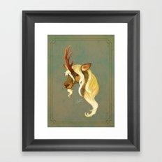 Kirin (Redux) Framed Art Print