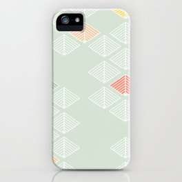 Japanese Pattern: Spring iPhone Case