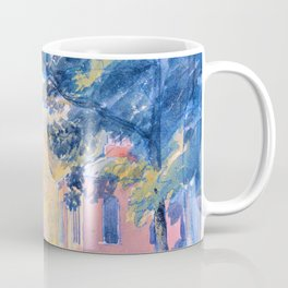 David Cox - A Street in Harborne - Digital Remastered Edition Coffee Mug
