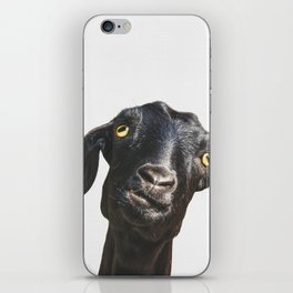 Billy Goat iPhone Skin