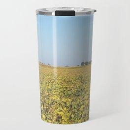 Farm Field Travel Mug