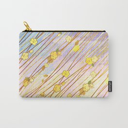 Creeping Flower & Leaves 2 Carry-All Pouch